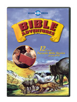 Bible Adventures - DVD